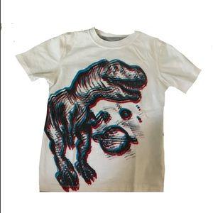 Boy dinosaur shirt